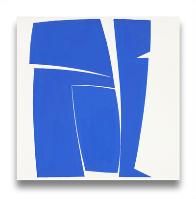 Joanne Freeman, 'Covers 24-Blue B', 2015