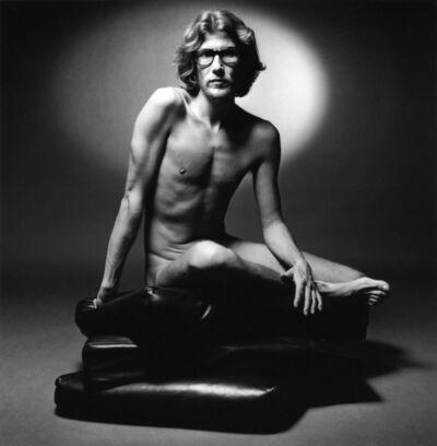 Jeanloup Sieff, 'Yves Saint-Laurent, Paris', 1971