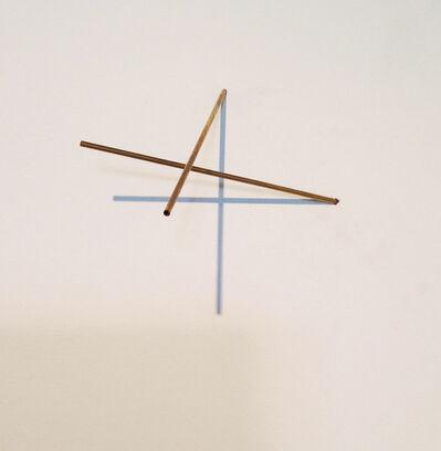 Goran Petercol, 'Sjene (24)', 1990