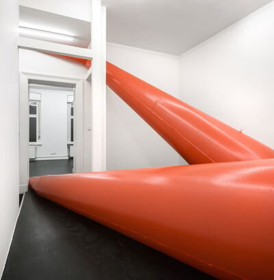 Franco Mazzucchelli, 'Red Cone', 2013
