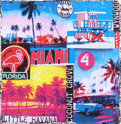 Marion Duschletta, 'Miami Little Havana', 2016