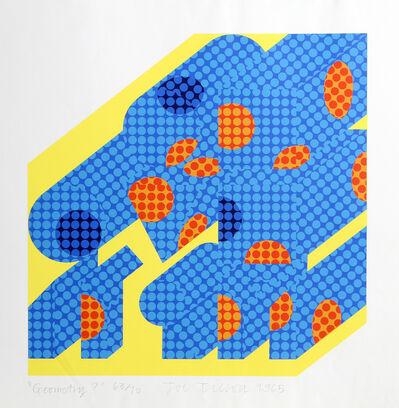 Joe Tilson, 'Geometry?', 1965