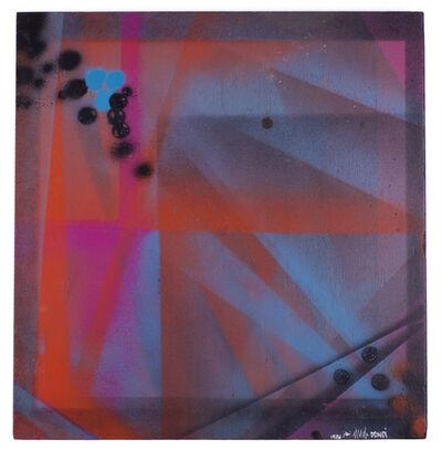 Dondi White (Donald Joseph White), 'Untitled', 1981