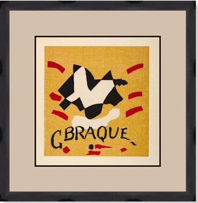 Georges Braque, 'Abstract', 1958