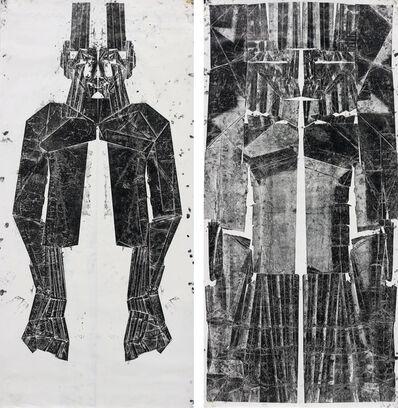 Matthew Monahan, 'F Minor I and II', 2000