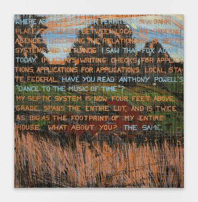 Jennifer Losch Bartlett, 'Permits', 2006