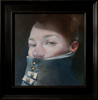Hans van der Leeuw, 'Girl with Collar', 2019