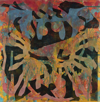 Philip Taaffe, 'Palimpsest', 2015