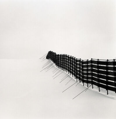 Michael Kenna, 'Prolonged Snow Fence, Teshikaga, Hokkaido, Japan', 2007 (printed 2019)