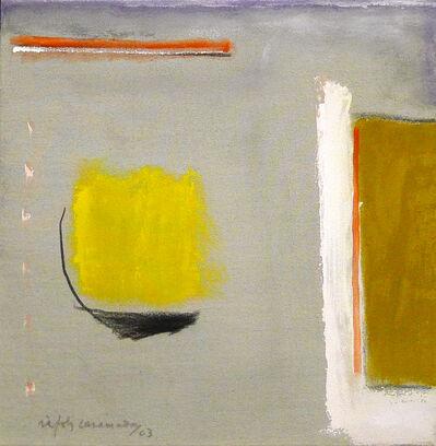 Albert Ràfols-Casamada, 'Construccio', 2003