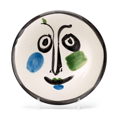 Pablo Picasso, 'Visage 197', 1963