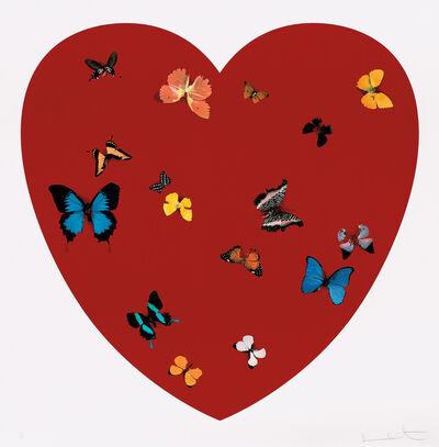 Damien Hirst, 'Big Love', 2011