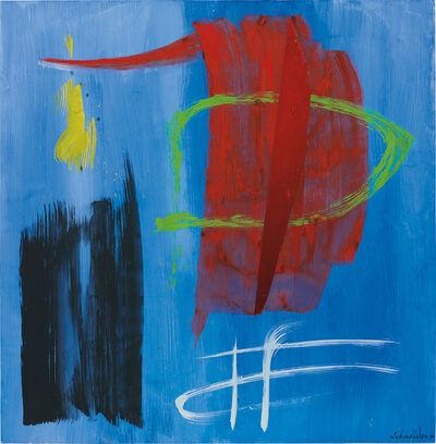 Gérard Schneider, 'Untitled', 1984