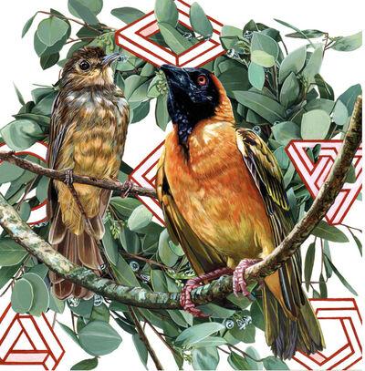 Juan Travieso, 'Endangered Birds #171', 2019