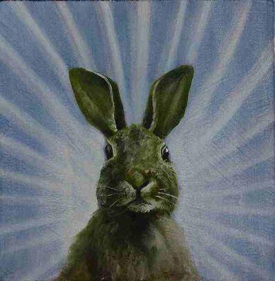 Carl Linstrum, 'Habitat #4 [Rabbit]', 2019