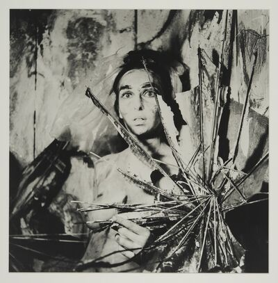 Carolee Schneemann, 'Eye Body: 36 Transformative Actions for the Camera', 1963-1973