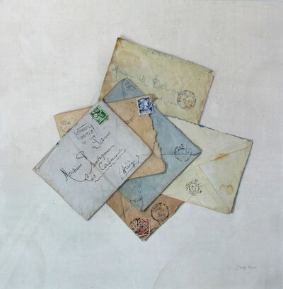 Cathy Ross, 'Letters', 2019