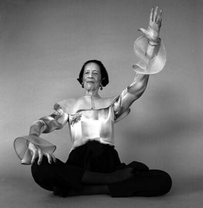 Harry Benson, 'Diana Vreeland', 1980