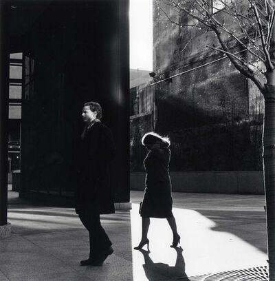 Ray K. Metzker, 'City Whispers, Philadelphia', 1983