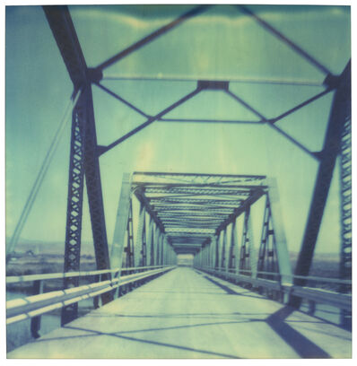 Stefanie Schneider, 'Blue Bridge (Stranger than Paradise)', 1999