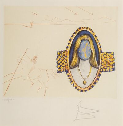 Salvador Dalí, 'Vigor of Youth and One's Identity, from The cycles of life (two works)', 1979