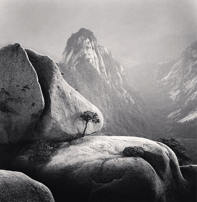 Michael Kenna, 'Huangshan Mountains, Study 27, Anhui, China', 2009