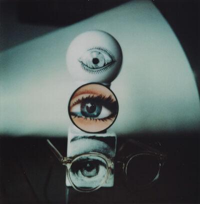 André Kertész, 'Eyes and eye glasses', 1979