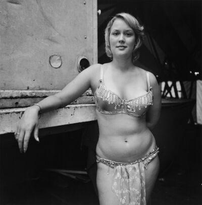 Susan Meiselas, 'Ginger, Carlisle, PA', 1975