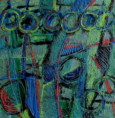 Lola Baltzell, 'Blue Curacao', 2020