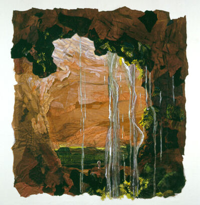 Ali Clift, 'Grand Canyon VII'