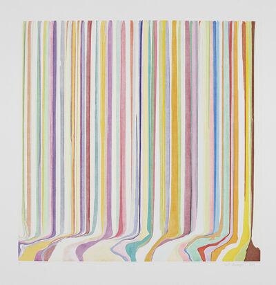 Ian Davenport, 'Summer Ghost 'Solasta'', 2019
