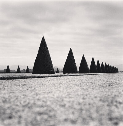Michael Kenna, 'Eighteen Hedges, Versailles, France', 1998