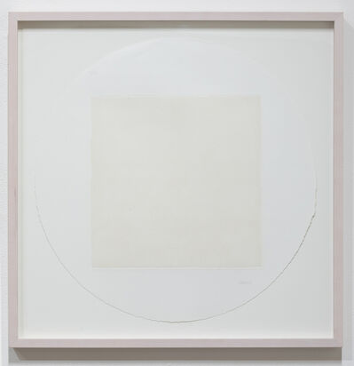 Robert Ryman, 'Untitled, from Seven Aquatints portfolio', 1972