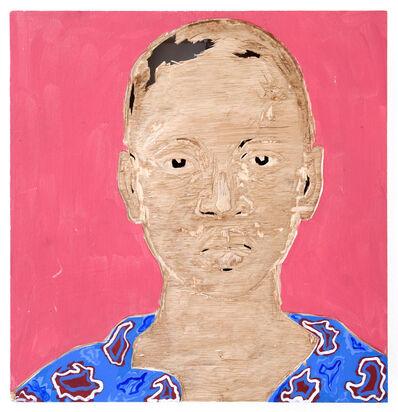 Aimé Mpane, 'X', 2014-2019