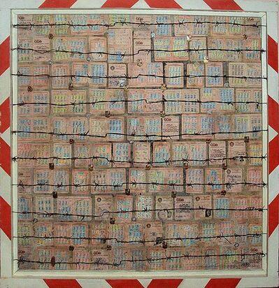 Otar Chkhartishvili, 'USSR. Collage.', 1990