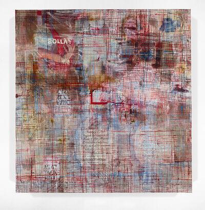 Mandy El-Sayegh, 'Net-grid 10', 2018