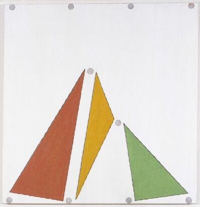 Martin Barré, '82-84-104 x 101', 1982
