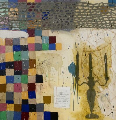 Squeak Carnwath, 'Warning Alert'