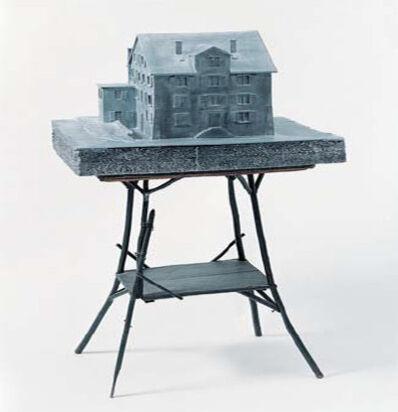 Heidi Bucher, 'Das Ahnenhaus / Obermühle (Modell)', 1981