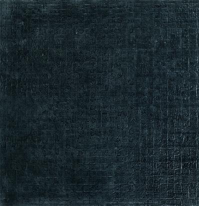 Chung Sang Hwa, 'Frottage P.13', 1979