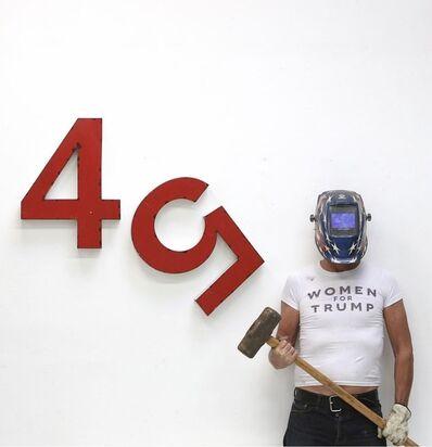David Buckingham, '45', 2017