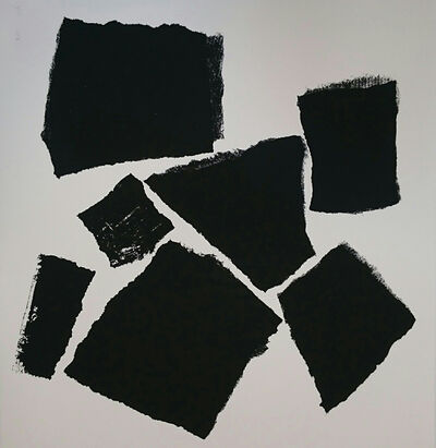 Charlotte Culot, 'BLACK', 2016