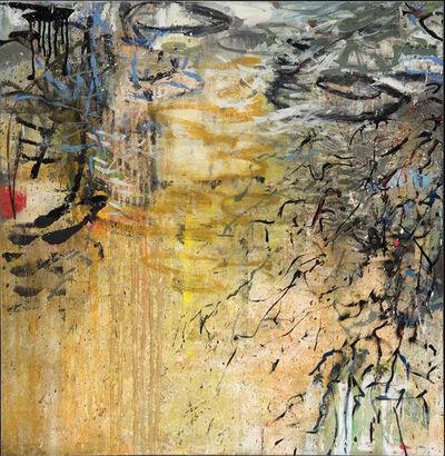 Leslie Allen, 'Ask Me Four Times III', 2014