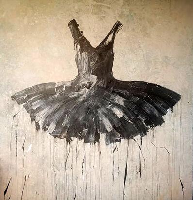 Ewa Bathelier, 'Interstellar black tutu'', 2019