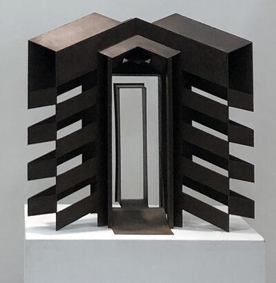 Eduardo Ramírez -Villamizar, 'Manto emplumado', 1988