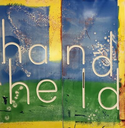Graham Gillmore, 'Hand Held', 2016