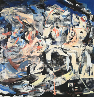 Cecily Brown, 'The Last Shipwreck', 2018