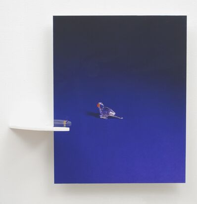 Liliana Porter, 'Situation with Glass Bird', 2005
