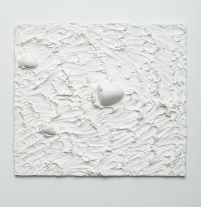Harry Geffert, 'Ruby Beach with Three Rocks', 2005
