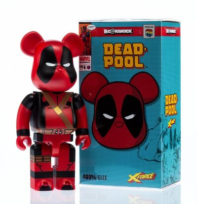 BE@RBRICK X Marvel, 'Deadpool 400%', 2014